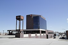 First Interstate Bank in downtown Gillette, Wyoming.jpg