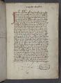 First page of 'A Short Chronicle of England', Lambeth Palace Library MS306.png