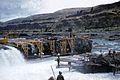 Fishermen at Celilo Falls on the Columbia River (3229005901).jpg
