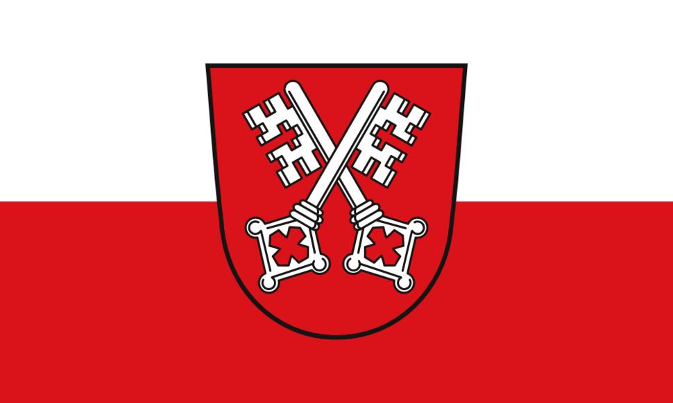 Flag of Regensburg
