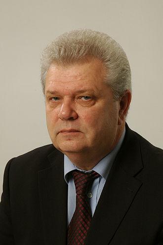 2014 European Parliament election in Latvia - Image: Flickr Saeima 10.Saeimas deputāts Andris Bērziņš (ievēlēts Zemgales apgabalā)
