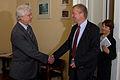 Flickr - Saeima - Saeimā viesojas Vācijas Ārlietu komisijas priekšsēdētājs Ruprehts Polencs (3).jpg