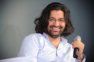 Ali Samadi Ahadi - Image: Flickr boellstiftung Ali Samadi Ahadi (1)