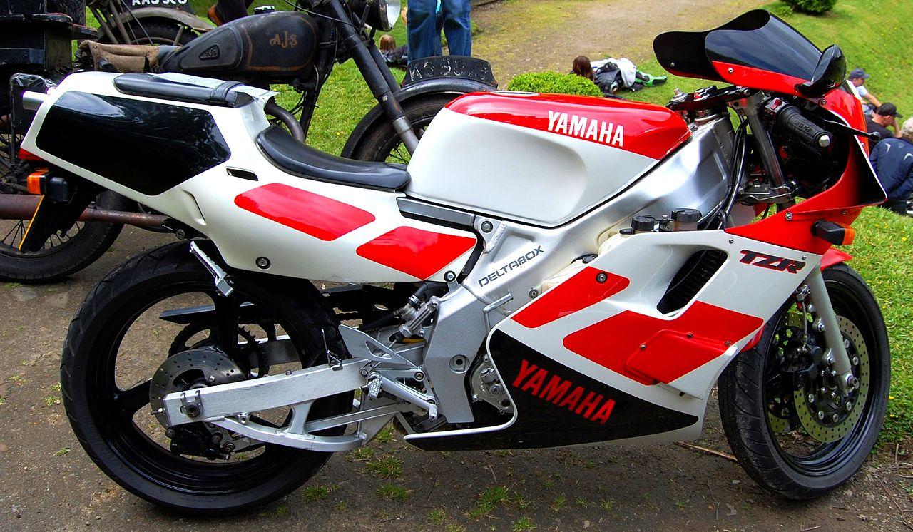 Yamaha Rev