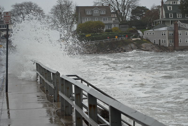 File:Flooding in Marblehead Massachusetts caused by Hurricane Sandy.jpg