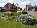 Flowerbed, Newton Bank, Middlewich.jpg