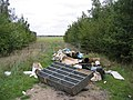 Fly-tipping, Dunton, Beds - geograph.org.uk - 62363.jpg