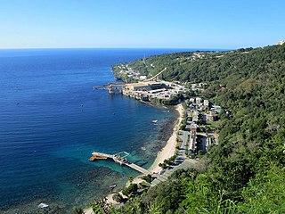Christmas Island Island in the Indian Ocean; external territory of Australia