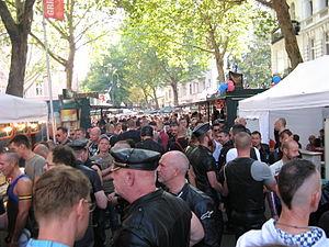 Folsom Europe - Folsom Europe in Fuggerstrasse, Berlin 2013