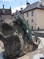 fontana del basilisco