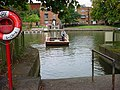 Foot ferry over the Avon - geograph.org.uk - 564413.jpg