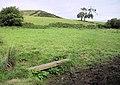 Footbridge near Corfe Castle - geograph.org.uk - 1524228.jpg