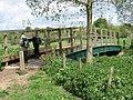 Footbridge over river - geograph.org.uk - 1275831.jpg