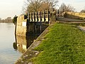Footbridge over the Canal To The Trent - geograph.org.uk - 1090584.jpg