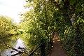 Footpath from Caversham Lock (geograph 2125835).jpg