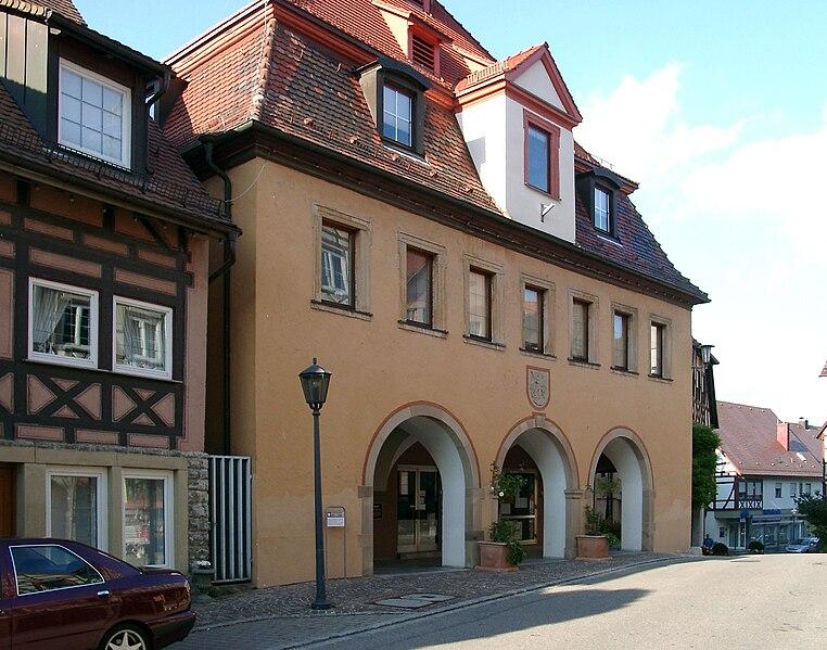 File:Forchtenberg Rathaus 20070825.JPG
