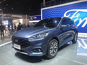 Ford Escape China 001 Jpg