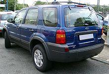 Ford Maverick rear 20080625.jpg
