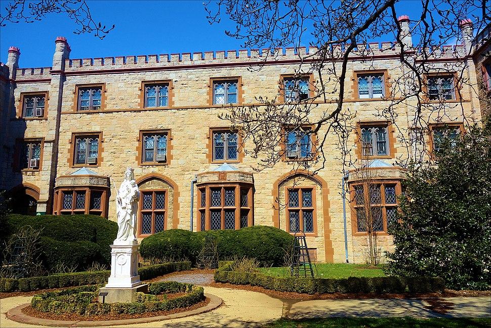 Fordham Univ. Queen's Court by R.Bucko