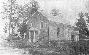 Doswell, Virginia - St. Martin's Church (Fork Church)
