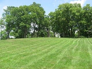 Fort Jefferson (Ohio) United States historic place