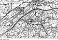 Fotothek df rp-d 0950064 Senftenberg-Niemtsch. Reichskarte, 1-100.000, Einheitsblatt Nr. 89, 1922.jpg
