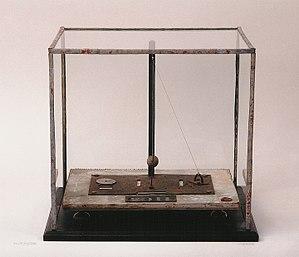 Johann Dieter Wassmann - Image: Foucault's Pendulum, 1884 F