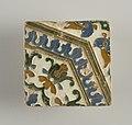 Four Tiles (Spain), late 16th century (CH 18339877).jpg