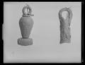 Fragment av stångbett, del av munstycke. 1600-t? - Livrustkammaren - 44991.tif