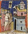 Français 9082, fol. 288v, Gui de Lusignan devant Tyr.jpeg