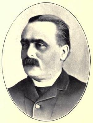 Alfred Évanturel - Image: François Eugène Alfred Évanturel