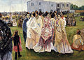 Francisco Iturrino Fiesta en el campo 1902.jpg