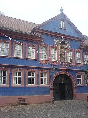 Marktheidenfeld - Franck-Haus – outside view