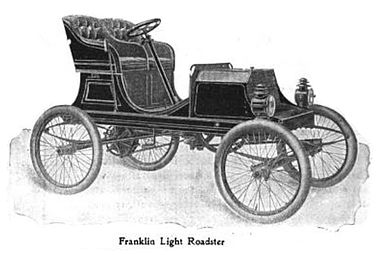 Franklin Automobile Wikipedia