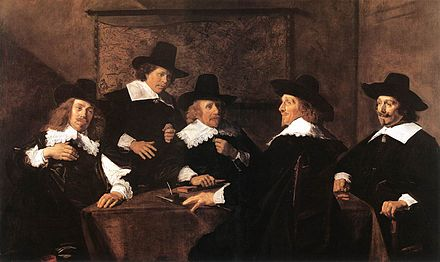 Regents of the St Elizabeth Hospital of Haarlem, 1641 Frans Hals - Regents of the St Elizabeth Hospital of Haarlem - WGA11139.jpg