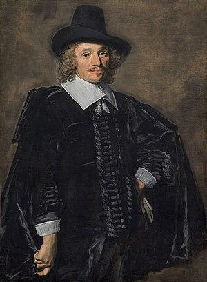Joseph E. Widener - Image: Frans Hals 112 WGA version