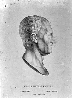 François Hemsterhuis