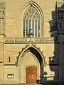 Fraumünster-Portal mit Giacomettifenster - Poststrasse 2012-09-16 18-18-52 (P7000).jpg
