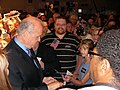 Fred Thompson greets Des Moines crowd (1338251320).jpg