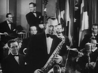 Freddy Martin - Martin in the 1943 film Stage Door Canteen