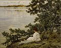 Fredrik Ahlstedt - It is Oh So Quiet (1896).jpg