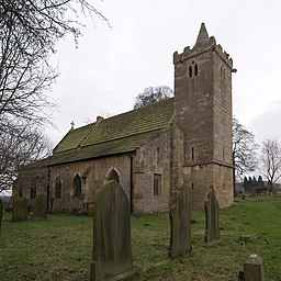 Frickley with Clayton All Saints Church - geograph.org.uk - 644833.jpg