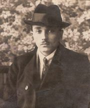 Friedrich Kellner, 1923