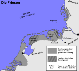 Frisians ethnic group