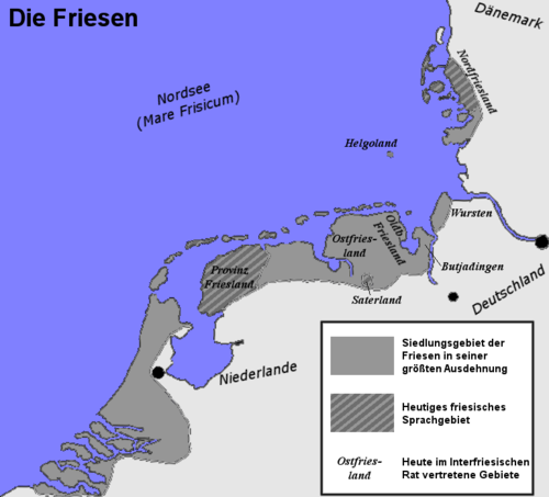 Frisian people - Simple English Wikipedia, the free ...