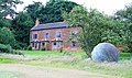 Front of Old House at Hopwell Hall Farm - geograph.org.uk - 862642.jpg