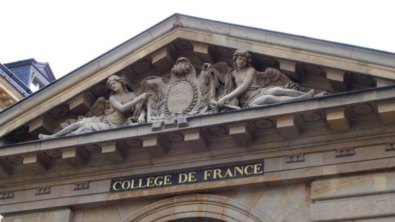 Fronton College de France