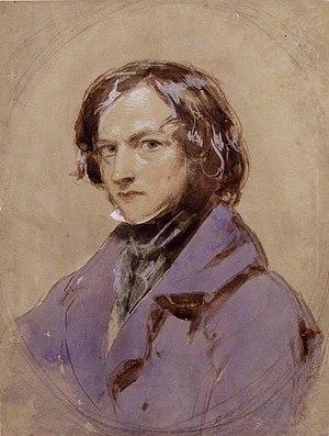 William Edward Frost - William Edward Frost (self-portrait), 1839.