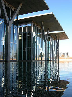 Modern Art Museum of Fort Worth - Image: Ft Worth Modern 11