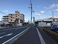Fukuoka Prefectural Road No.299 near Ongagawa Station.jpg